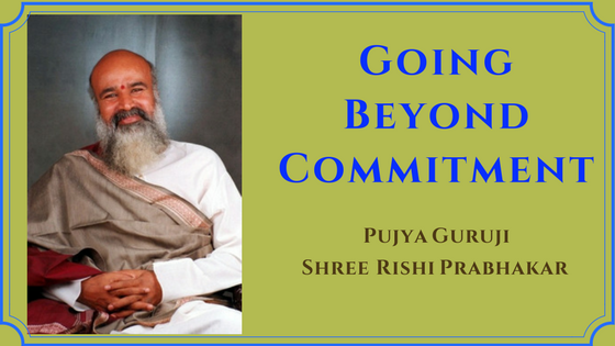 Going Beyond Commitment