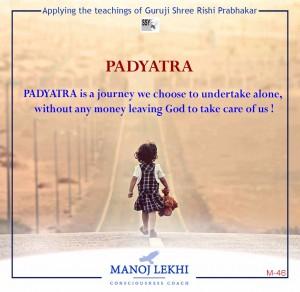PADYATRA quotes