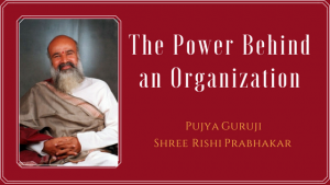 The Power Behind an Organization