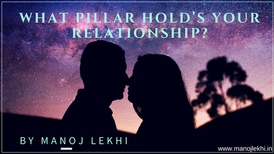 What pillar hold's your RELATIONSHIP?