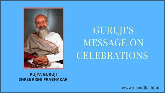 Guruji-Celebration