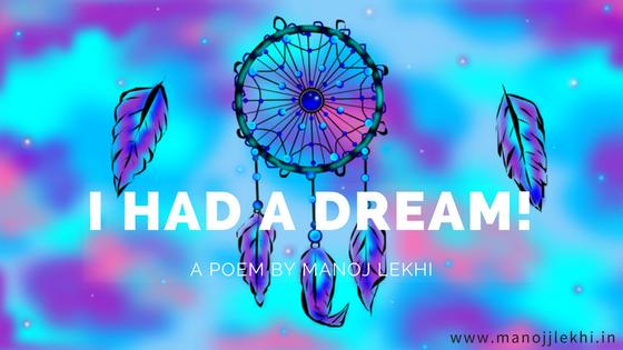 I had a dream!