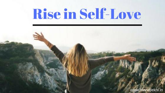 Rise in Self-Love