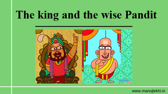 The King and the Wise Pandit
