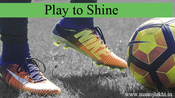 Play to Shine